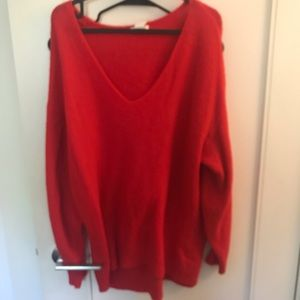 HM Medium V-Neck Sweater